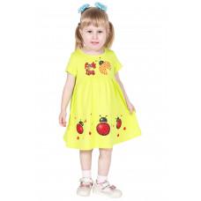 Платье для девочки Basia Л1406-5290