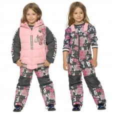 Комплект верхней одежды для девочки Pelican GZKW3195