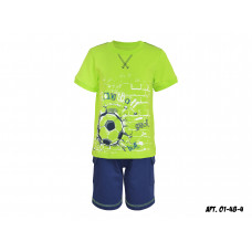 Комплект для мальчика Лунева 01-48-4.