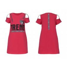 Платье для девочки Лунева 11-83-6.