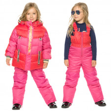 Комплект верхней одежды для девочки Pelican GZKW3196
