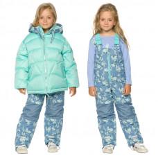 Комплект верхней одежды для девочки Pelican GZKW3197