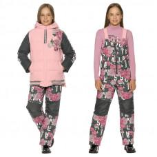Комплект верхней одежды для девочки Pelican GZKW4195