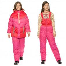 Комплект верхней одежды для девочки Pelican GZKW4196