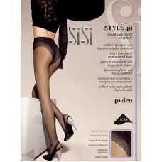 Колготки женские классические SiSi Style 40