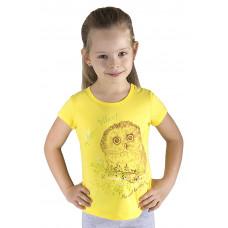 Футболка для девочки Basia Л1434-5025