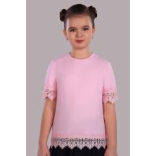 Блузка для девочки Jersey Lab Эльвира 13176