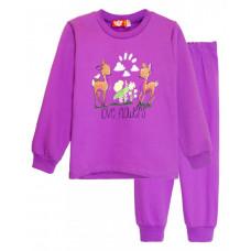 Пижама детская Lets Go 91132