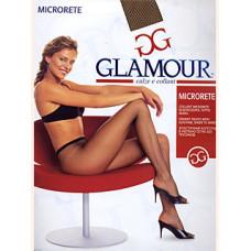 Колготки женские классические Glamour Microrete