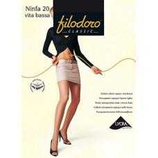 Колготки женские классические Filodoro Classic Ninfa 20 V.B.
