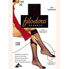 Гольфы женские п/а Filodoro Classic First 20