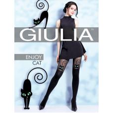 Колготки женcкие фантазийные Giulia Enjoy Cat