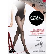 Колготки женcкие фантазийные Gatta Funny 09A