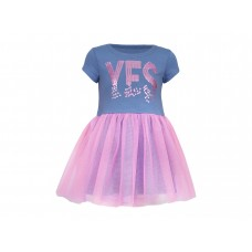 Платье для девочки Лунева 11-88-6.