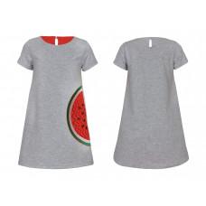 Платье для девочки Лунева 11-96-3.