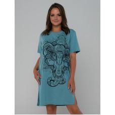 Платье женское домашнее Одевайте! 248-124-320