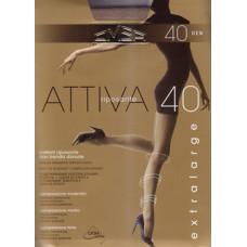 Колготки женские классические Omsa Attiva 40 XXL