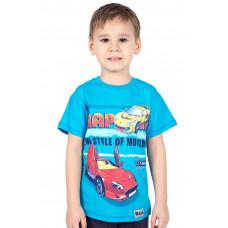 Футболка для мальчика Basia Н1929-5157