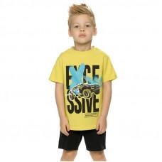 Комплект для мальчика (футболка+шорты) Pelican BFATH3192