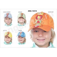 Кепка для мальчика Angelcaps ANG-15019