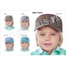Кепка для мальчика Angelcaps ANG-15074