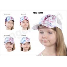 Кепка для девочки Angelcaps ANG-15119