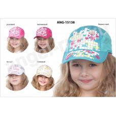 Кепка для девочки Angelcaps ANG-15138