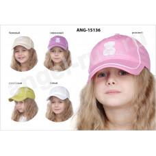 Кепка для девочки Angelcaps ANG-15136