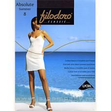 Колготки женские классические Filodoro Classic Absolute Summer 8