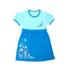 Платье для девочки Милослава Д 0198-П К-3/К-2,3