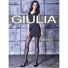 Колготки женcкие фантазийные Giulia Brenda 01