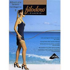 Чулки женские Filodoro Classic Absolute Summer 8 Aut