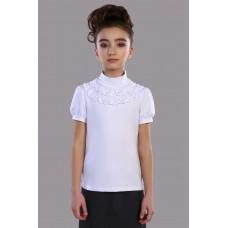 Блузка для девочки Jersey Lab Катрин 13113