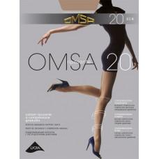 Колготки женские классические Omsa Omsa 20 XXL