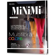 Колготки женские классические MiNiMi Multifibra 70 Colors