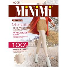 Колготки женcкие фантазийные MiNiMi Marseille 100
