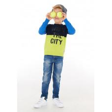 Джинсы для мальчика Infunt 0911107007