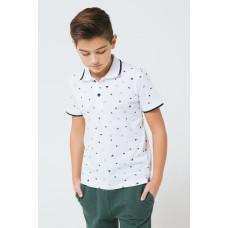 Рубашка поло для мальчика CUBBY КБ 301020 к28