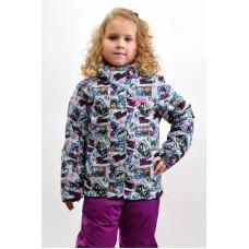 Комплект верхней одежды для девочки High Experience 320-25