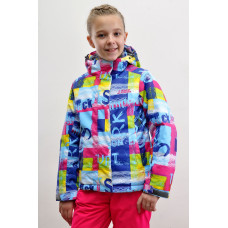 Комплект верхней одежды для девочки High Experience 320-43