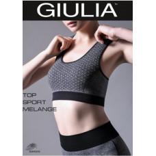 Топ женский спортивный Giulia Top Sport Melange 02