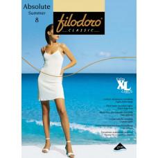 Колготки женские классические Filodoro Classic Absolute Summer 8 XL