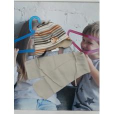Комплект детский - шапка+шарф Еврокап ambh30