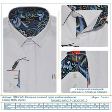 Рубашка для мальчика Damico DDB-2A/C