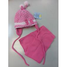 Комплект детский - шапка+шарф Еврокап gra491