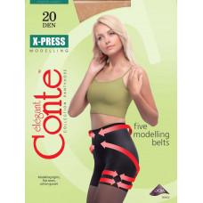 Колготки женские корректирующие Conte X-PRESS 20