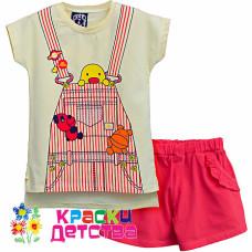 Комплект для девочки Турция 30583Т