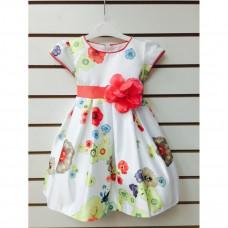 Платье для девочки Angelokids 3015