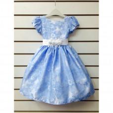 Платье для девочки Angelokids 3056