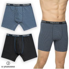 Трусы мужские шорты Pelican MUHC6751(2)